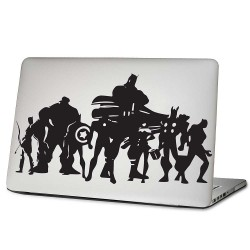 Avengers Superhero Laptop / Macbook Vinyl Decal Sticker