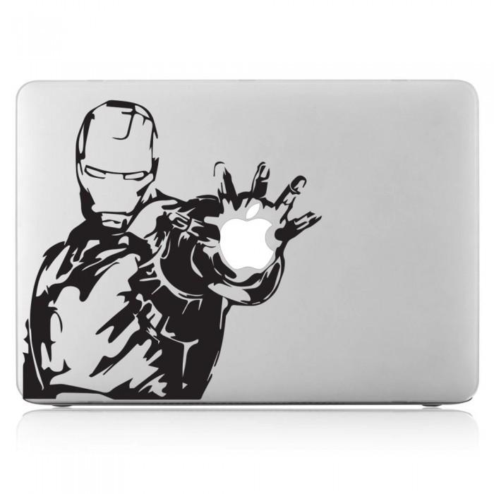 1eca180e1ae8 Iron man Laptop / Macbook Vinyl Decal Sticker (DM-0517)