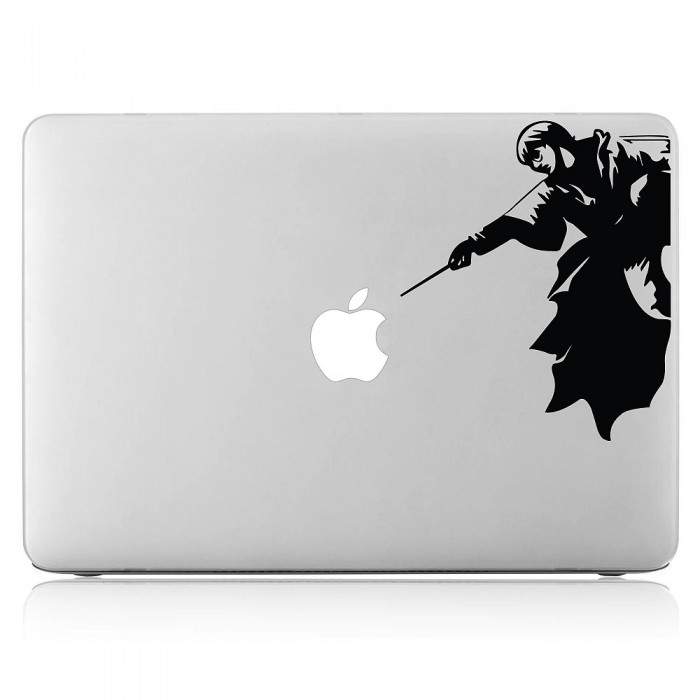 Harry Potter Laptop / Macbook Vinyl Decal Sticker (DM-0547)