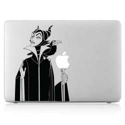 Maleficent Laptop / Macbook Vinyl Decal Sticker