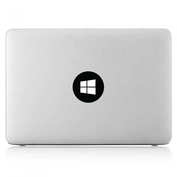 Microsoft Window Logo Laptop / Macbook Vinyl Decal Sticker (DM-0563)