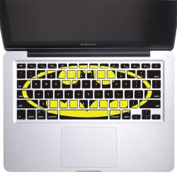 Batman Dark Knight  Keyboard Stickers for MacBook