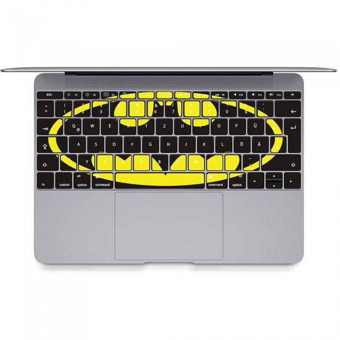 batman dark knight keyboard stickers for macbook. Black Bedroom Furniture Sets. Home Design Ideas