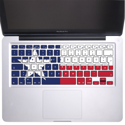 texas flag keyboard stickers for macbook. Black Bedroom Furniture Sets. Home Design Ideas