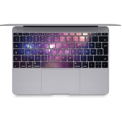 Colorful Denim Keyboard Stickers for MacBook