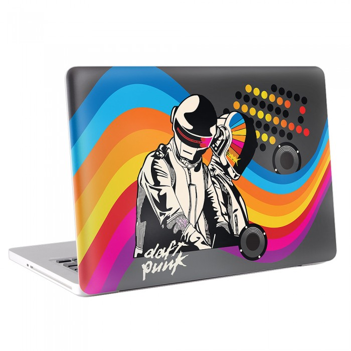 DJ Daft Punk MacBook Skin / Decal  (KMB-0028)