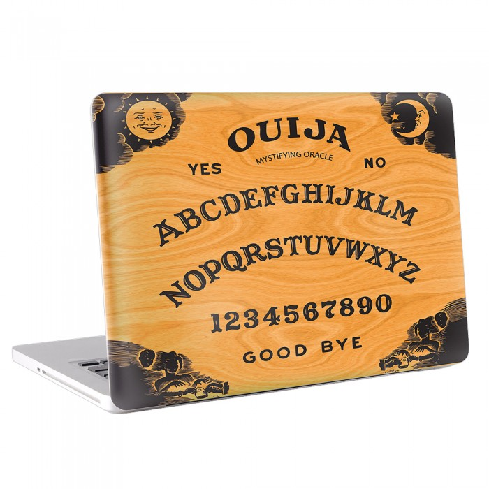 Ouija Board MacBook Skin / Decal  (KMB-0053)