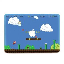 Super Mario World Apple MacBook Skin / Decal