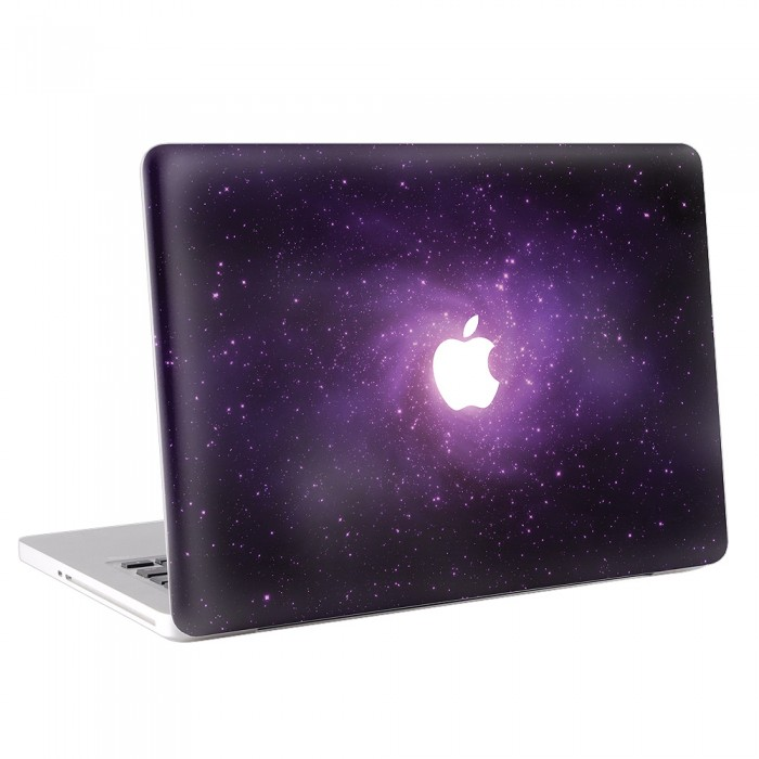 Pink Galaxy MacBook Skin / Decal  (KMB-0067)