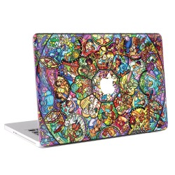 Disney Anime Character Apple MacBook Skin / Decal