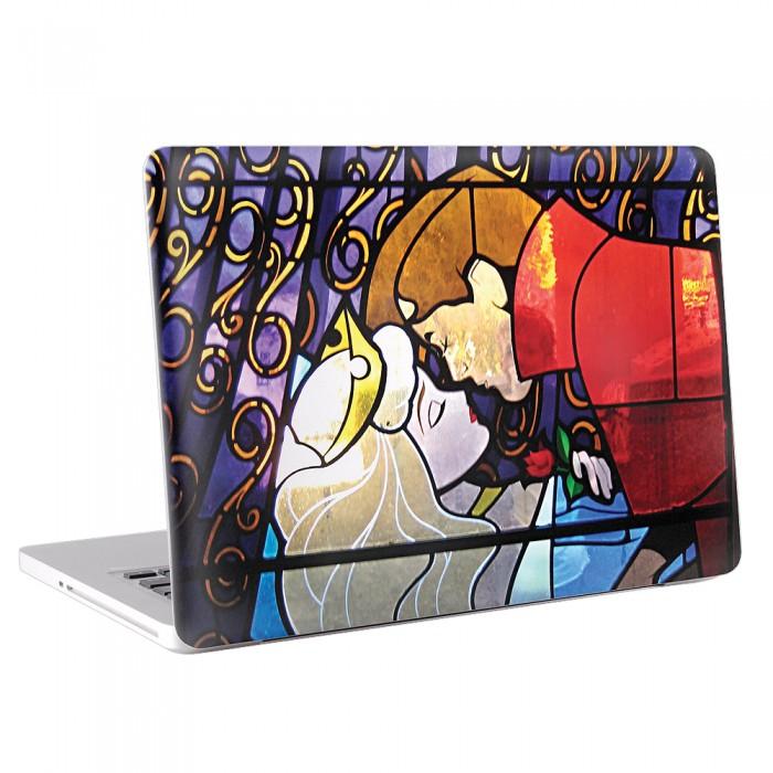 Sleeping Beauty Kiss MacBook Skin / Decal  (KMB-0076)