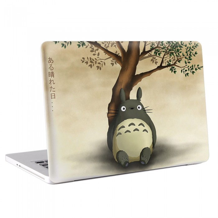 My Neighbor Totoro Under The Tree MacBook Skin / Decal  (KMB-0078)