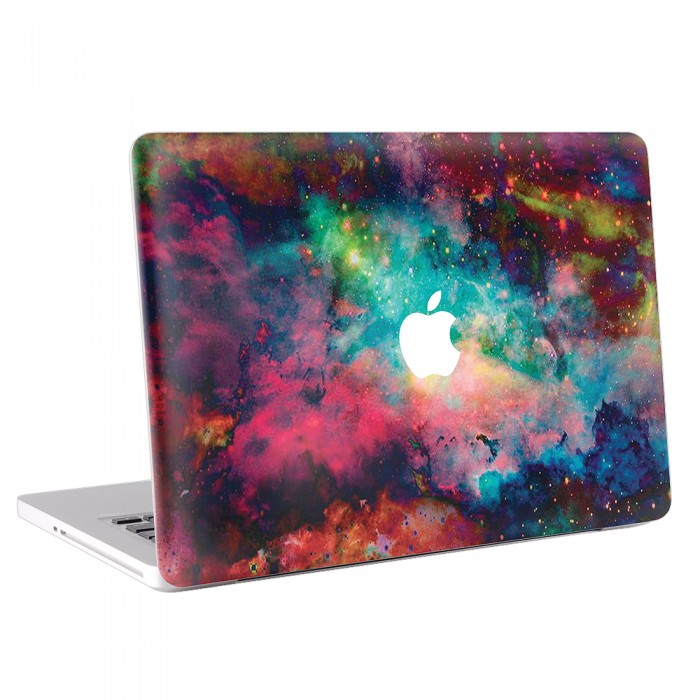 Colorful Galaxy MacBook Skin / Decal  (KMB-0084)
