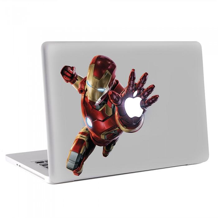 Iron Man The Avengers MacBook Skin / Decal  (KMB-0175)