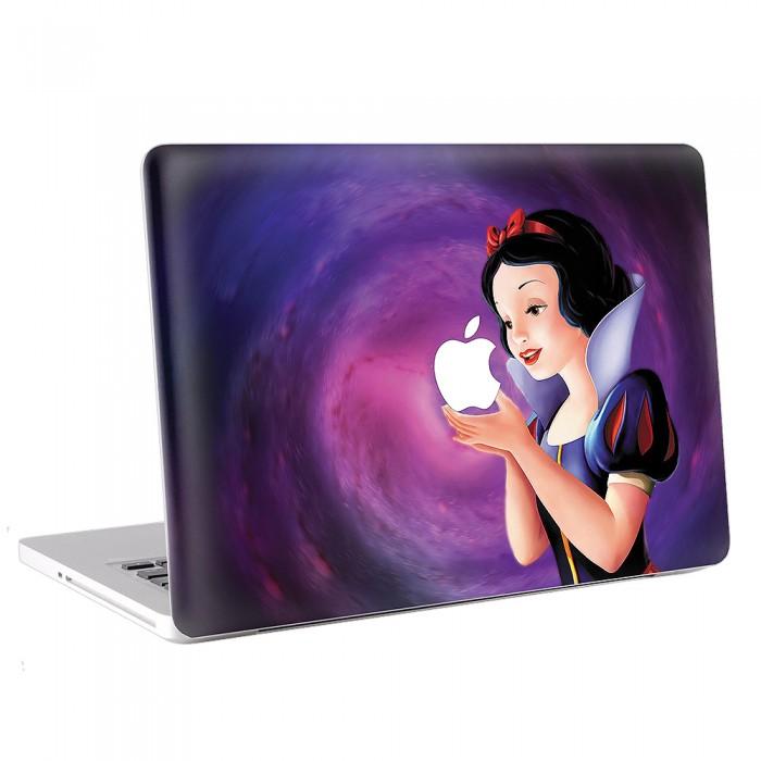 Schneewittchen Macbook Skin Aufkleber Kmb 0196