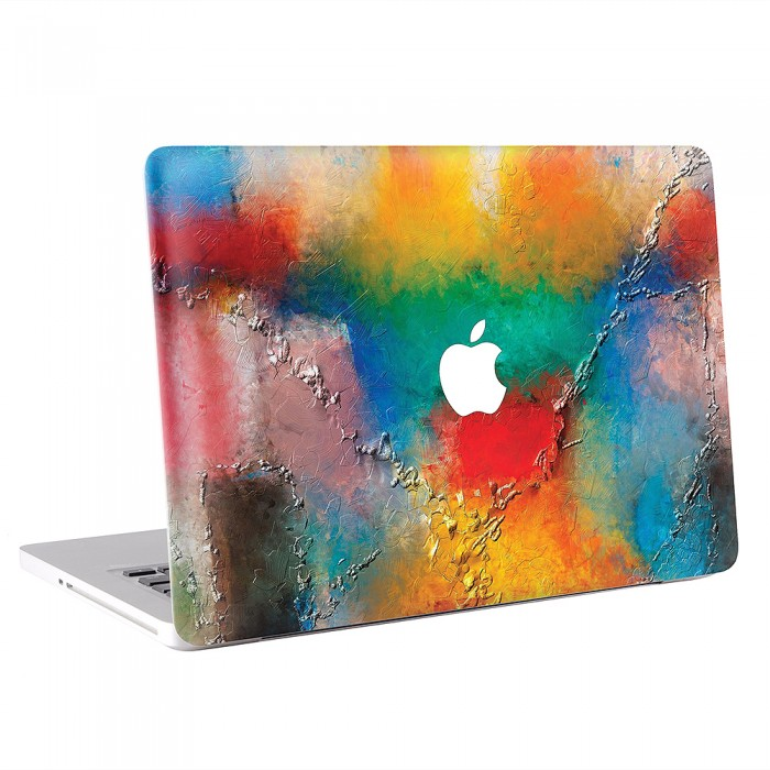 Colorful Paint MacBook Skin / Decal (KMB-0208)