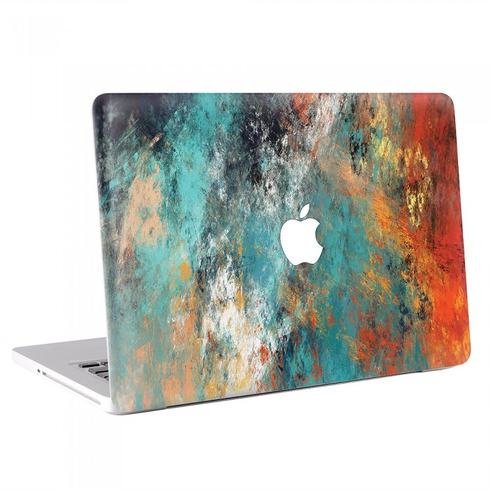 Abstract Paint Art MacBook Skin / Decal  (KMB-0209)