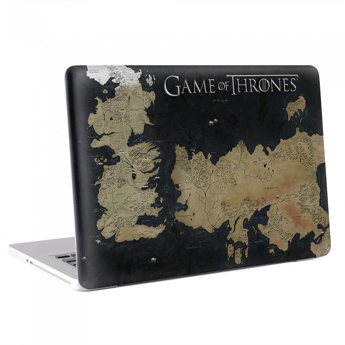 Game of thrones world map of westeros and essos macbook skin decal game of thrones world map of westeros and essos apple macbook skin decal gumiabroncs Gallery