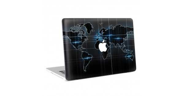 World map macbook skin decal gumiabroncs Images
