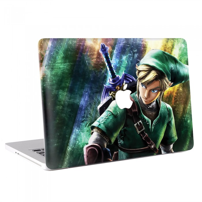The Legend of Zelda MacBook Skin / Decal  (KMB-0232)