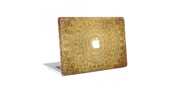 arabic pattern macbook skin aufkleber. Black Bedroom Furniture Sets. Home Design Ideas