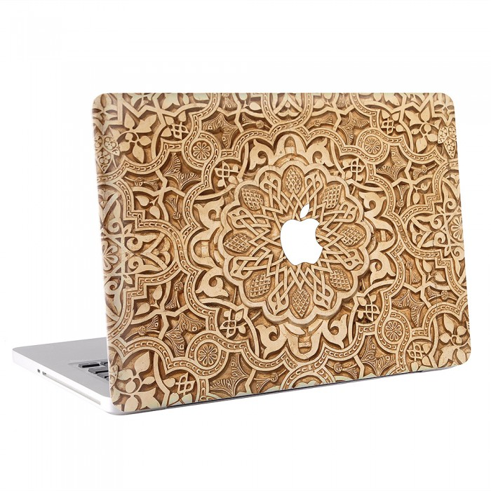 Arabic Textures #3 MacBook Skin / Decal  (KMB-0249)