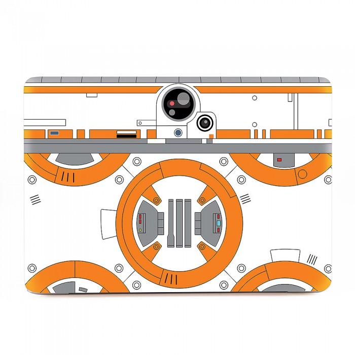 Star wars bb 8 apple macbook skin decal