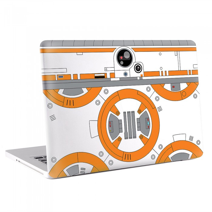 Star Wars BB-8 MacBook Skin / Decal  (KMB-0274)