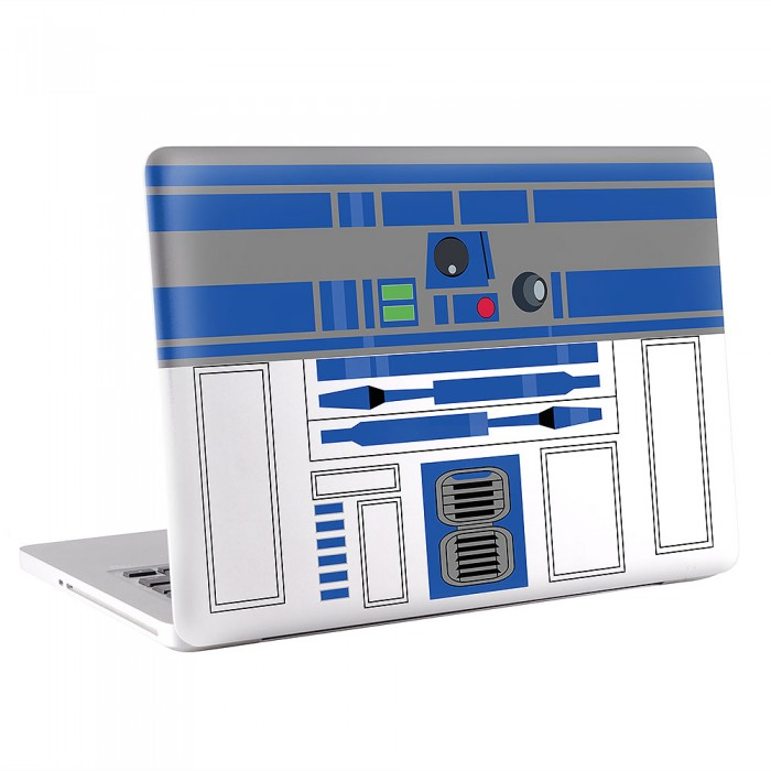 Star Wars R2-D2 MacBook Skin / Decal  (KMB-0275)
