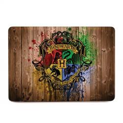 Hogwarts Logo Harry Potter Macbook Skin Decal
