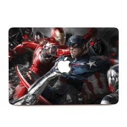 Avengers Age of Ultron Artwork Apple MacBook Skin / Decal