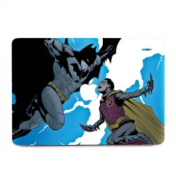 Batman vs Robin Apple MacBook Skin / Decal