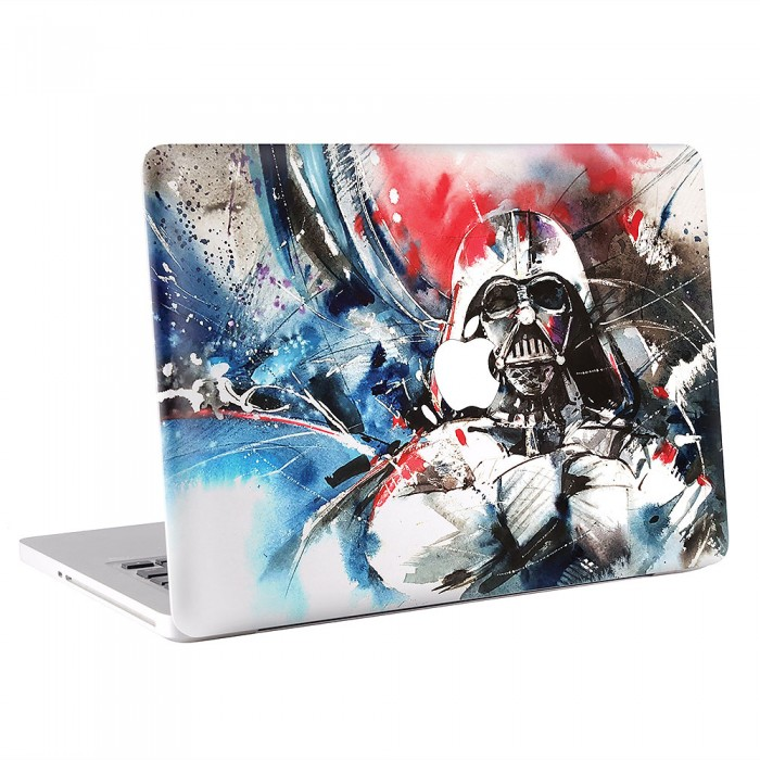 Star Wars Darth Vader Art MacBook Skin / Decal  (KMB-0315)