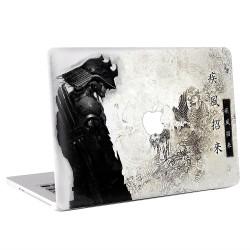 Japanese Samurai Apple MacBook Skin / Decal