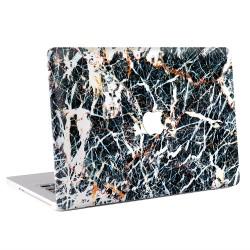Black Marble Stone Apple MacBook Skin / Decal