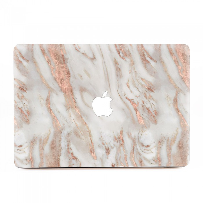 info for ad2bc f8b90 Pink Marble MacBook Skin / Decal (KMB-0419)