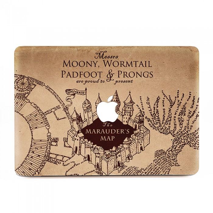 The Marauders Map Harry Potter MacBook Skin / Decal  (KMB-0449)