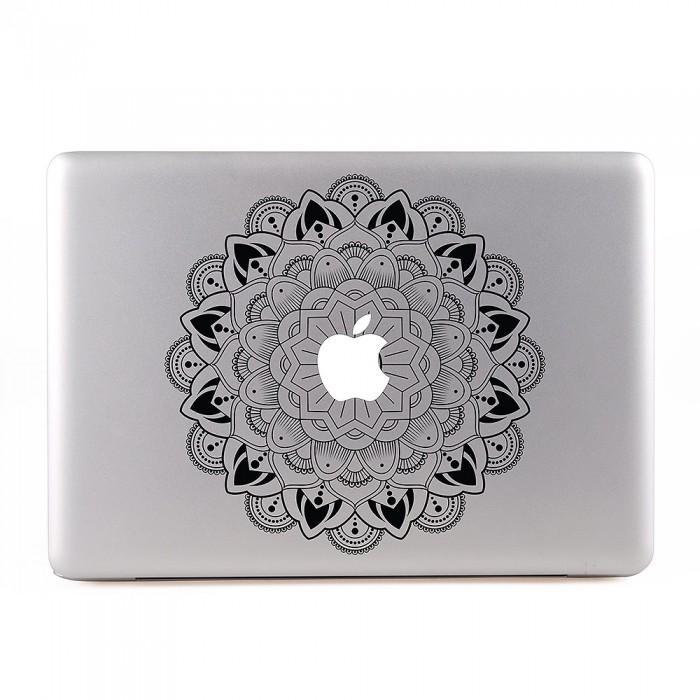Mandala Flower MacBook Skin / Decal  (KMB-0453)