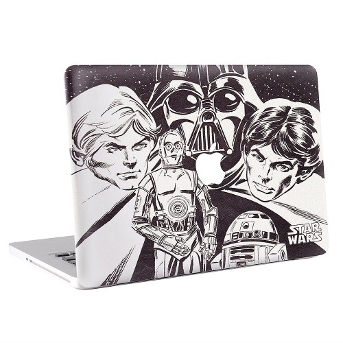 Classic Star Wars Apple MacBook Skin / Decal