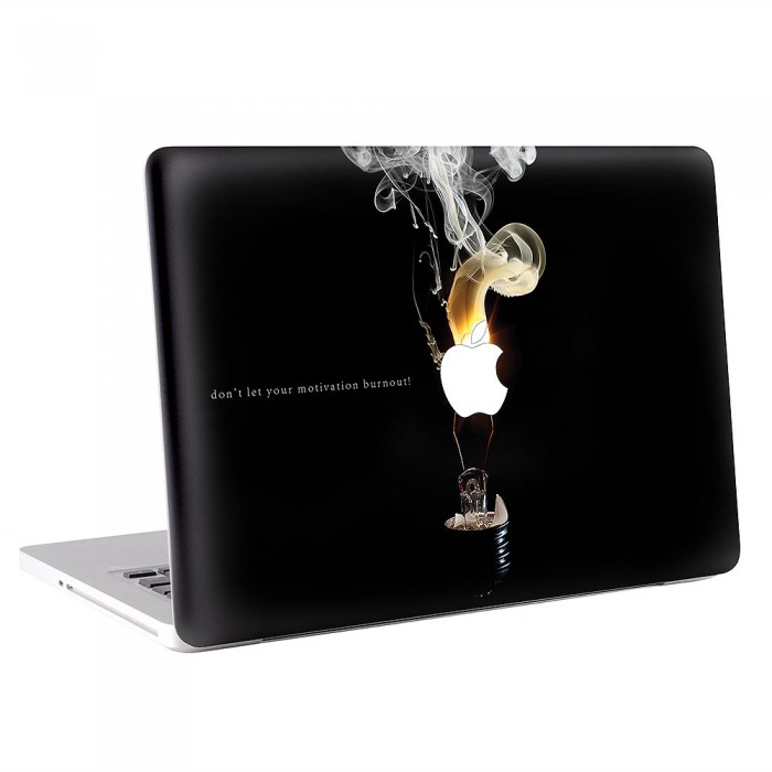 Motivation MacBook Skin / Decal  (KMB-0467)