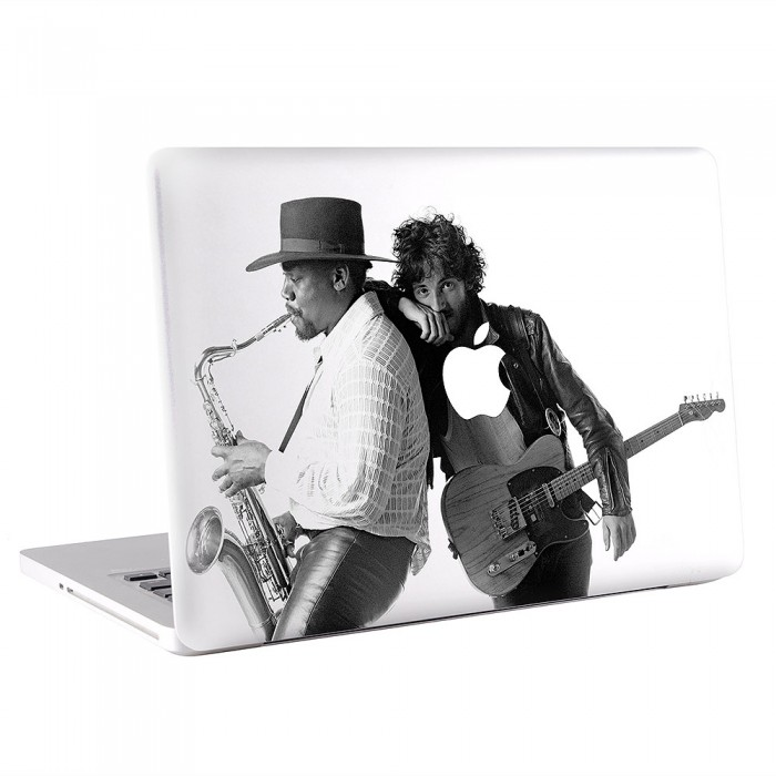 Born to Run - Bruce Springsteen MacBook Skin / Decal  (KMB-0476)