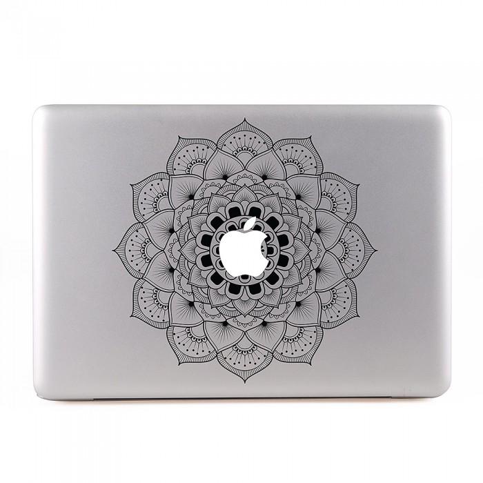Mandala Flower #3 MacBook Skin / Decal  (KMB-0478)