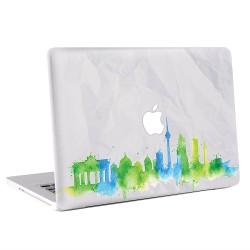 Berlin Skyline Apple MacBook Skin / Decal