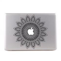 Flower Mandala  Apple MacBook Skin / Decal