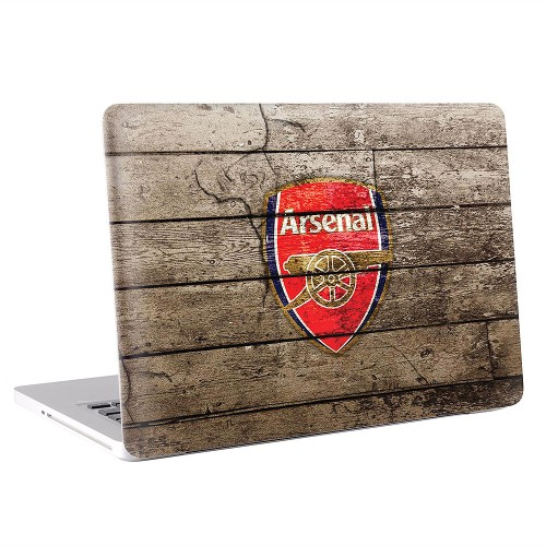 arsenal macbook skin aufkleber. Black Bedroom Furniture Sets. Home Design Ideas