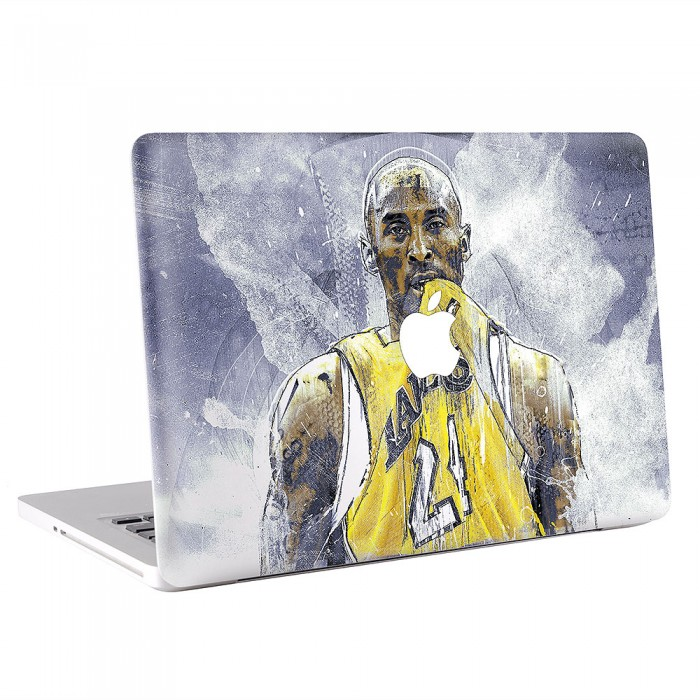 kobe bryant black mamba macbook skin aufkleber. Black Bedroom Furniture Sets. Home Design Ideas