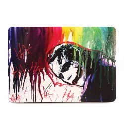Jokers Crayon Art  Apple MacBook Skin / Decal