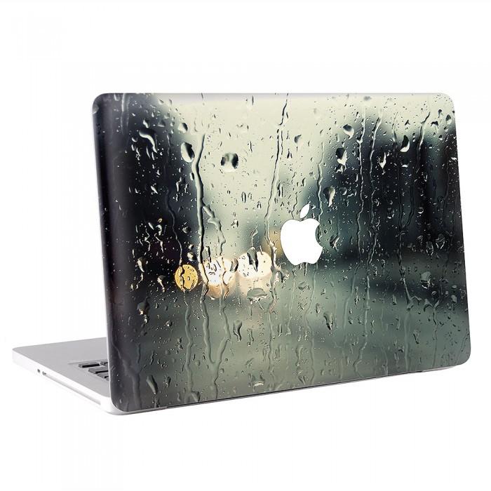 Rain Glass  MacBook Skin / Decal  (KMB-0544)
