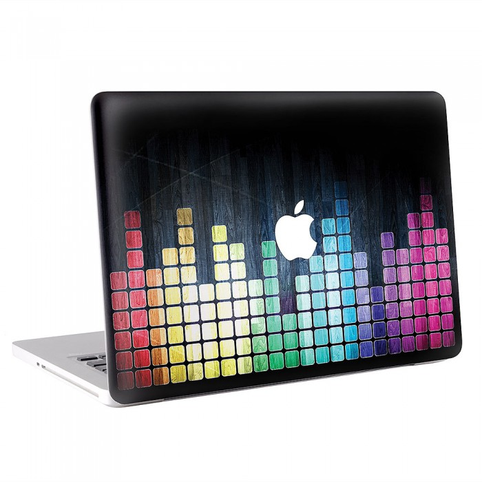 Abstract Art Colorful Design   MacBook Skin / Decal  (KMB-0553)