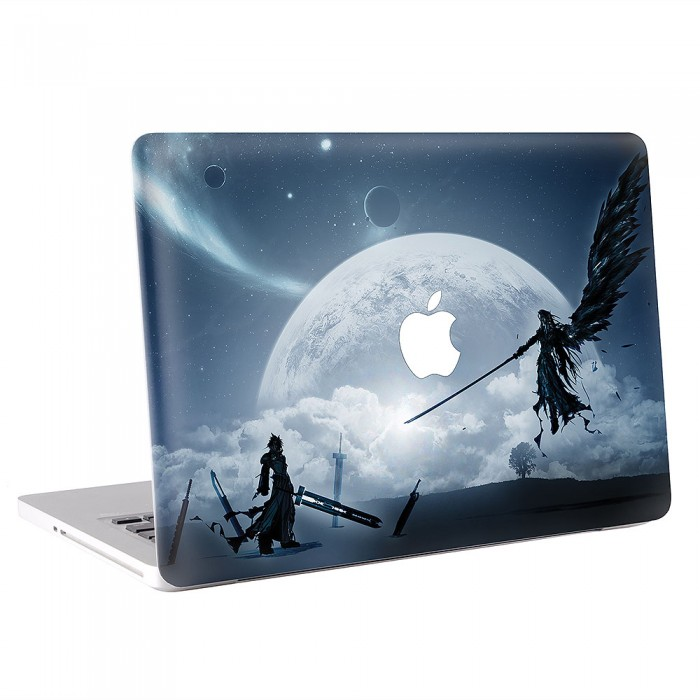 Final Fantasy  MacBook Skin / Decal  (KMB-0589)